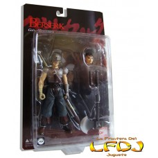 Berserk: Art Of War - Guts Mercenary Ver.