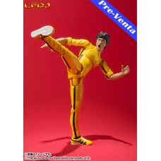 Bruce Lee: S.H. Figuarts - Bruce Lee (Yellow Track Suit)