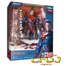 Superman: S.H. Figuarts - Superman Injustice Ver.
