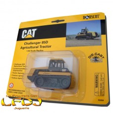 Caterpillar: Set Die-Cast de Maquinaria Agrícola CAT 1:64