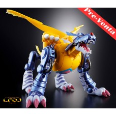 Digimon: Digivolving Spirits - Metal Garurumon