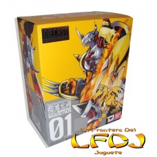 Digimon: Digivolving Spirits - Wargreymon