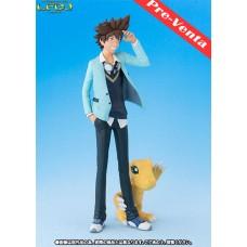 Digimon: Figuarts Zero - Taichi Yagami & Agumon