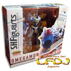 Digimon: S.H. Figuarts - Omegamon