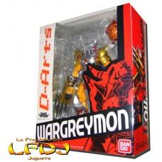 Digimon: S.H. Figuarts - Wargreymon