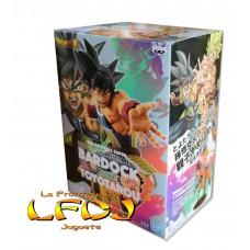 Dragon Ball: Banpresto Drawn by Toyotaro  - Bardock