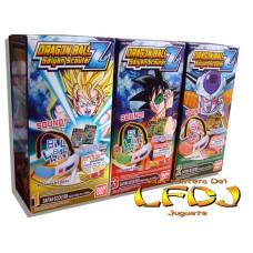 Dragon Ball: Shokugan - Scouter Pack 3