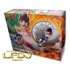 Dragon Ball: Figure-rise Mechanics - Saiyan Pod