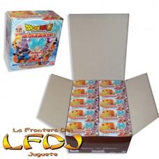 Dragon Ball: QD Mascot Vol. 2 Set de 10 Llaveros
