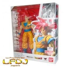 Dragon Ball: S.H. Figuarts - Goku Super Saiyan Dios