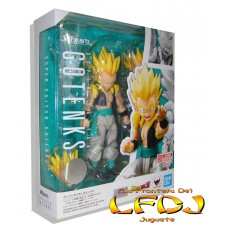 Dragon Ball: S.H. Figuarts - Gotenks Super Saiyan