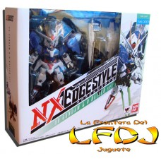 Gundam: Nx Edge Style - 00 Gundam & 0 Raiser Set