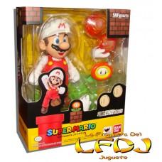 Mario Bros: S.H. Figuarts - Fire Mario Bros (Tamashii Exclusive)