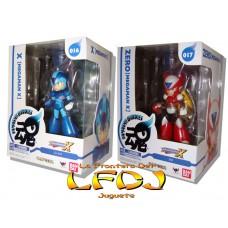 Mega man:  Tamashii Buddies - Zero y X