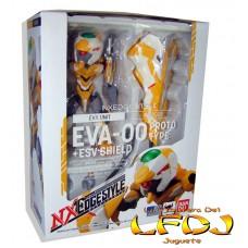 NG Evangelion: Nx Edge Style - Evangelion Unit 00 Amarillo (Eva 00)