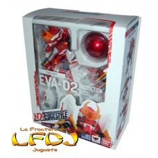 NG Evangelion: Nx Edge Style - Evangelion Unit 02 (Eva 02)