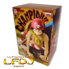 One Piece: Banpresto - Luffy Film Gold Ver.