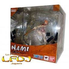 One Piece: Figuarts Zero - Nami Black Ball Ver