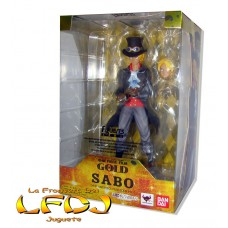 One Piece: Figuarts Zero - Sabo Film Gold Ver