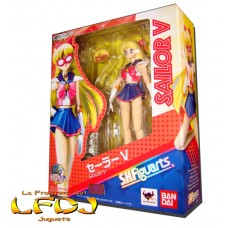 Sailor Moon: S.H. Figuarts - Sailor V