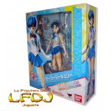 Sailor Moon: S.H. Figuarts - Super Sailor Mercury