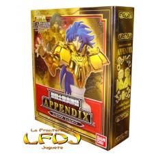 Saint Seiya: Appendix - Geminis