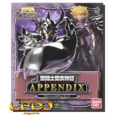 Saint Seiya: Appendix - Wyvern Radamanthys
