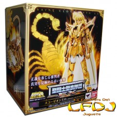 Saint Seiya: Myth Cloth EX - Escorpion OCE