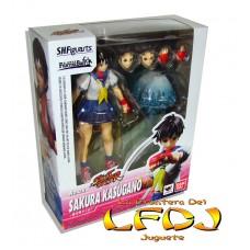 Street Fighter: S.H. Figuarts - Sakura Kasugano